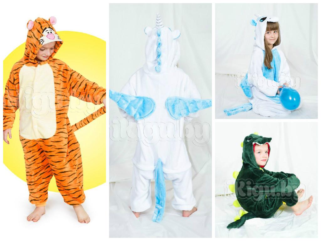Детская пижама кигуруми ef6aac084b9f0